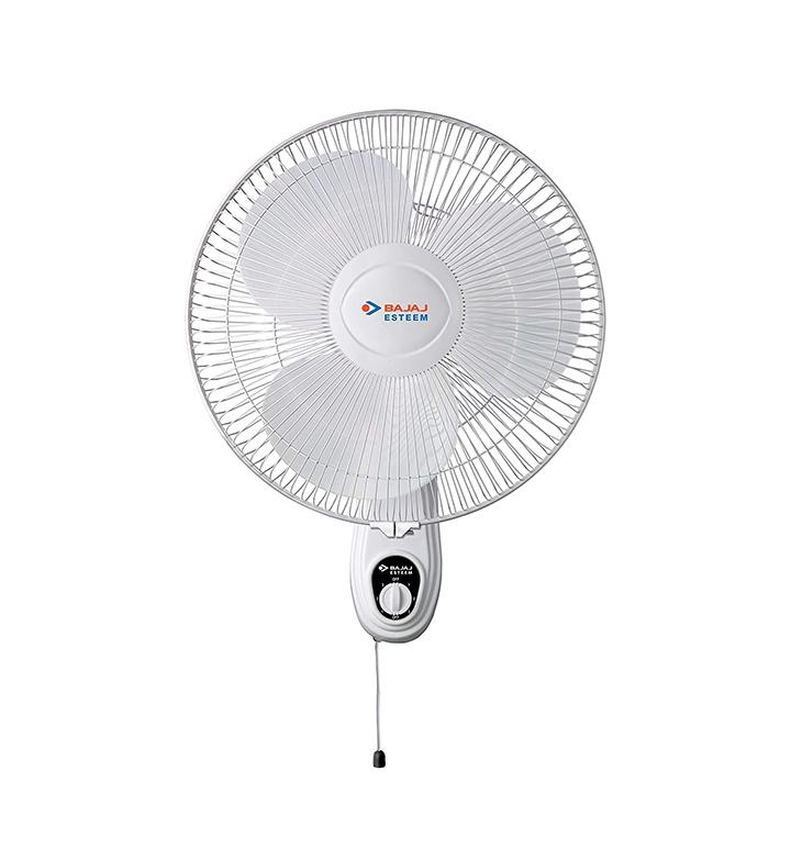 bajaj esteem 400 mm wall fan