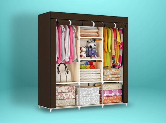 best foldable wardrobe india