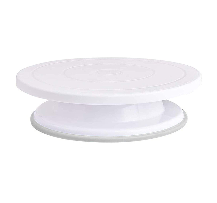 cake decorating turntable stand