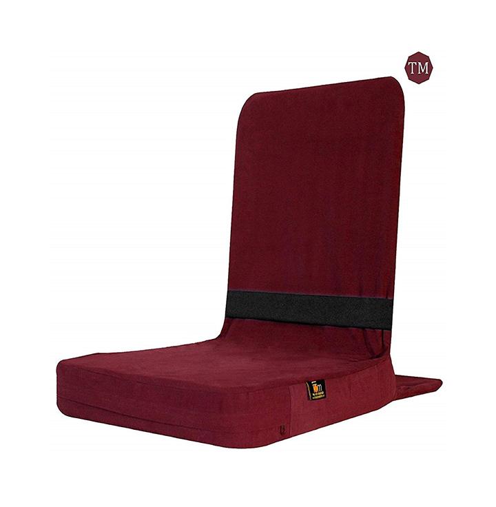 friends of meditation back jack meditation chair