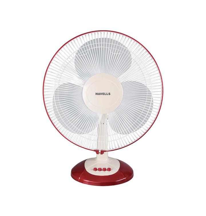 havells swing lx 400mm table fan