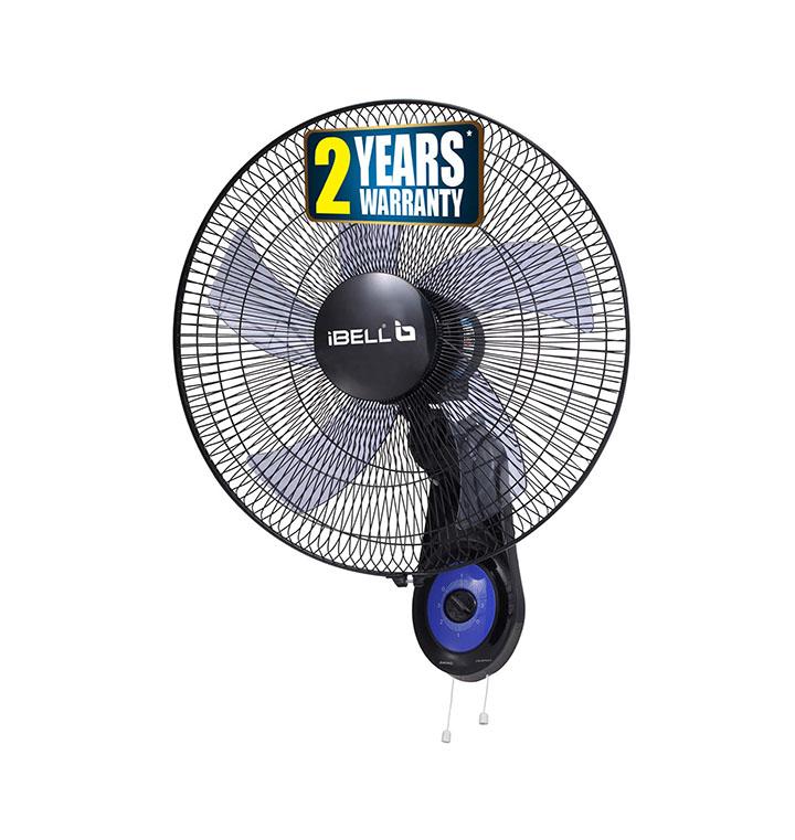 ibell blade wf1980 premium wall fan with 5 leaf