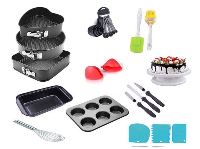 tools for bakers