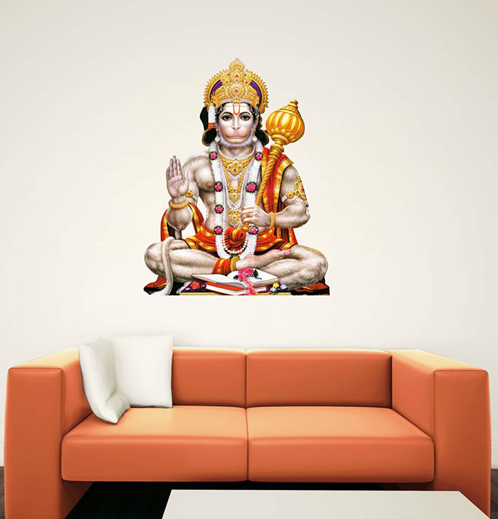 vinyl pvc religious wall sticker