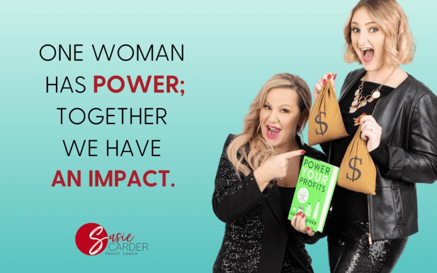 Successful Women Entrepreneurs Need Women