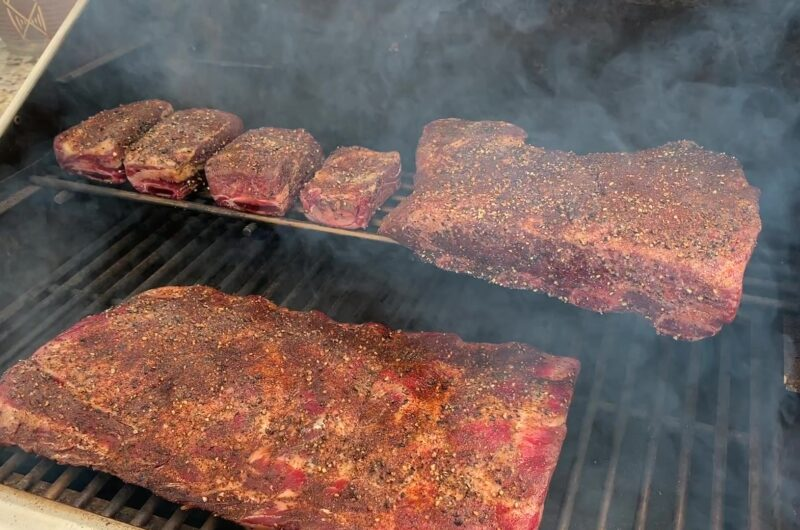 Smoked Beef Ribs (3 types)