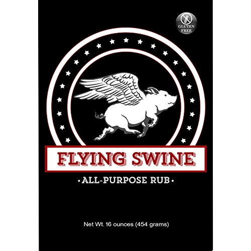 flying swine rub
