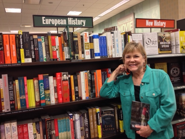 The Risk of Sorrow is on the shelf at Barnes & Noble!