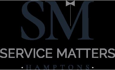 Service Matters Hamptons Logo