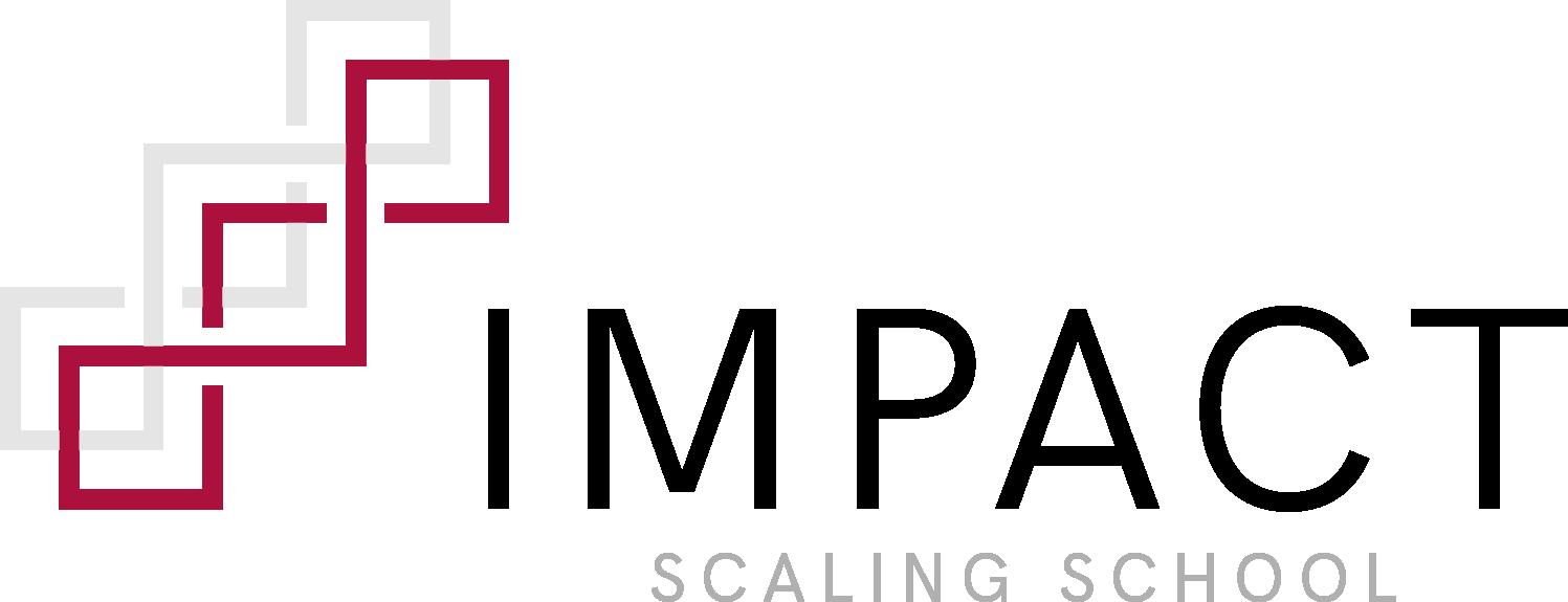 Impact Scaling School logo