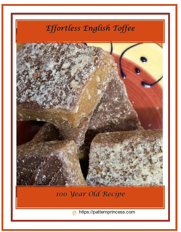 Effortless English Toffee