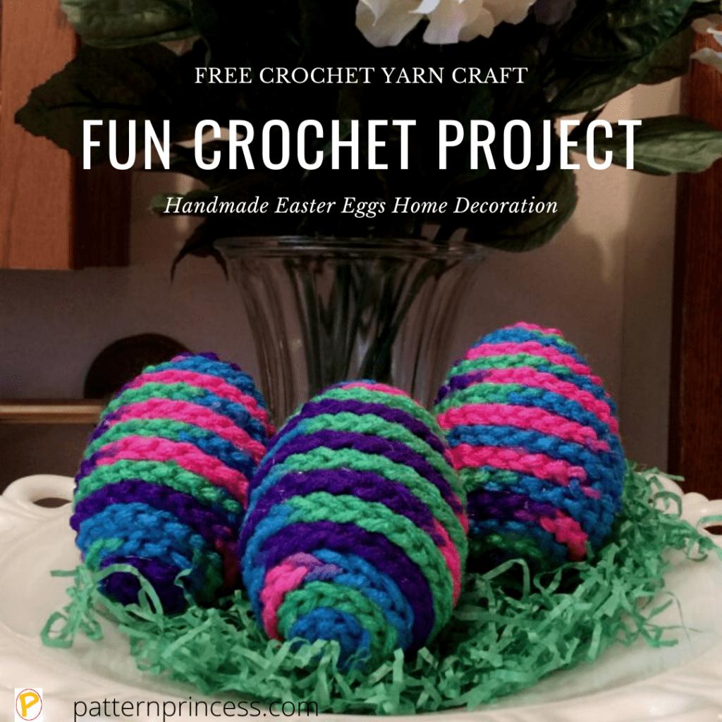 Free Crochet Yarn Craft