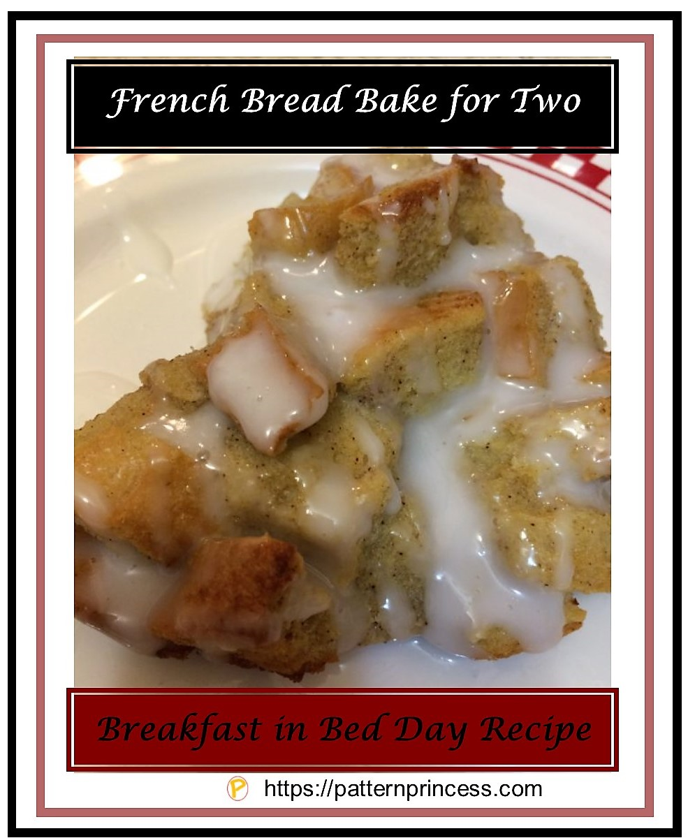 French Bread Bake for Two 4