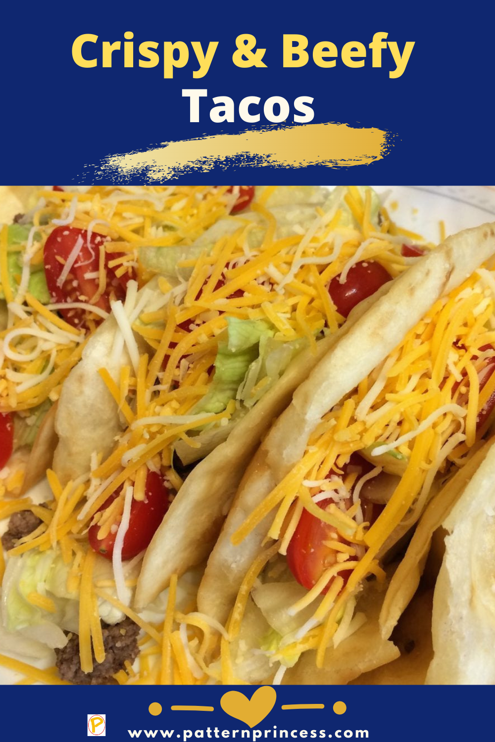 Ground Beef Tacos Packed with Flavor