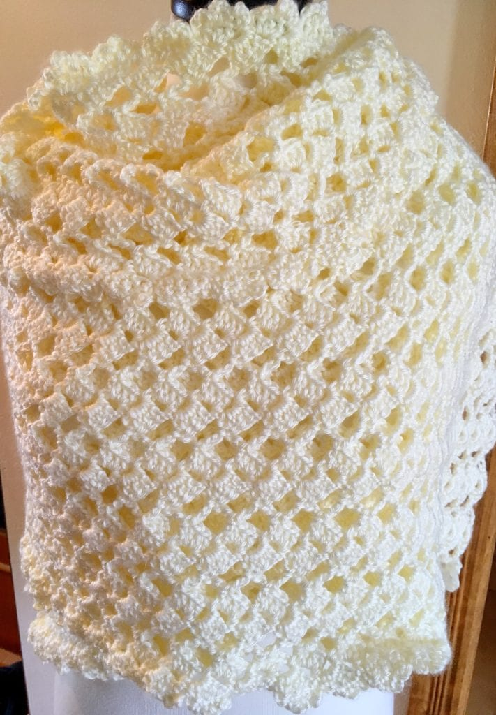 Wrapped Beautiful Occasions Evening Shawl