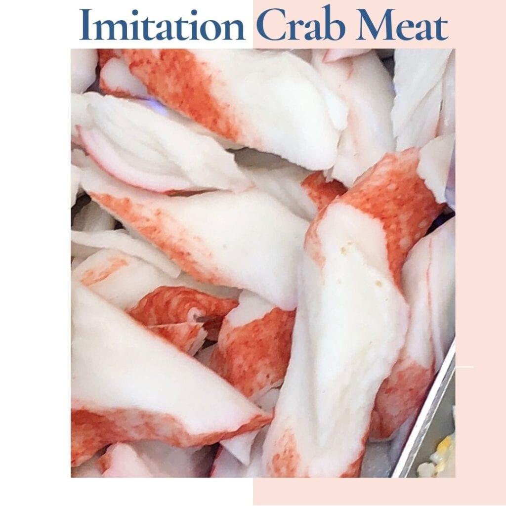 Imitation Crab Meat