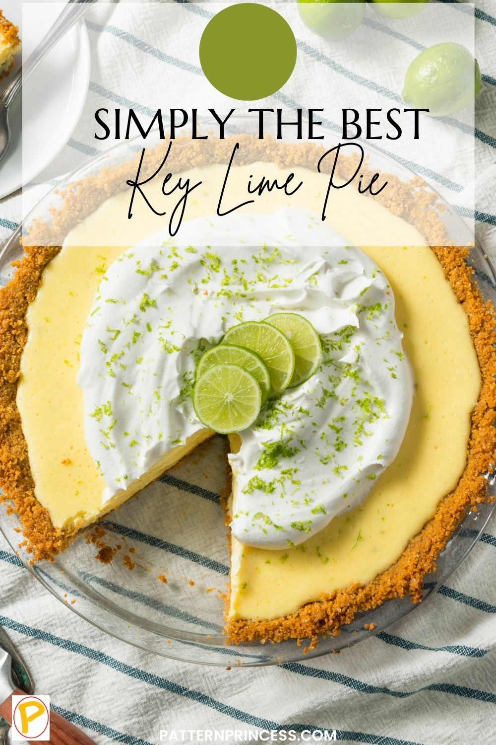Simply the Best Key LIme Pie