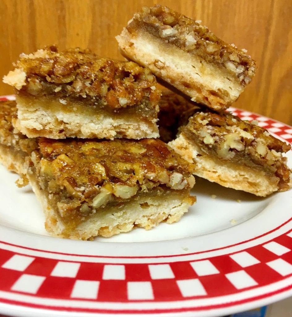Simply The Best Pecan Pie Bars