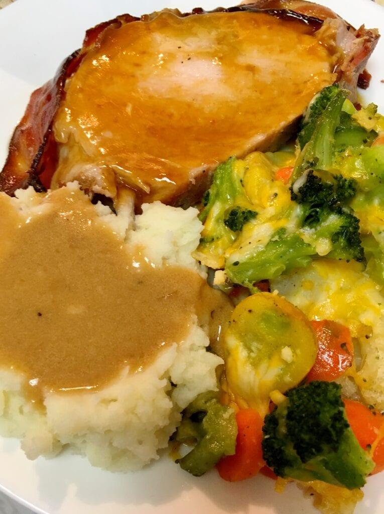 Delicious Pork Tenderloin Meal