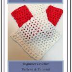 Simple SPA Washcloth 1