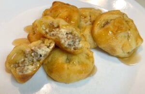 Sausage and Cream Cheese Appetizer