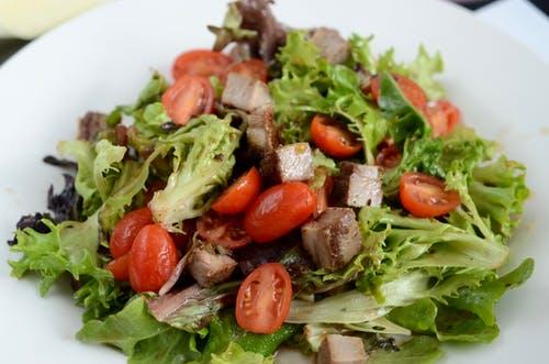 Salad Ready for Salad Dressing