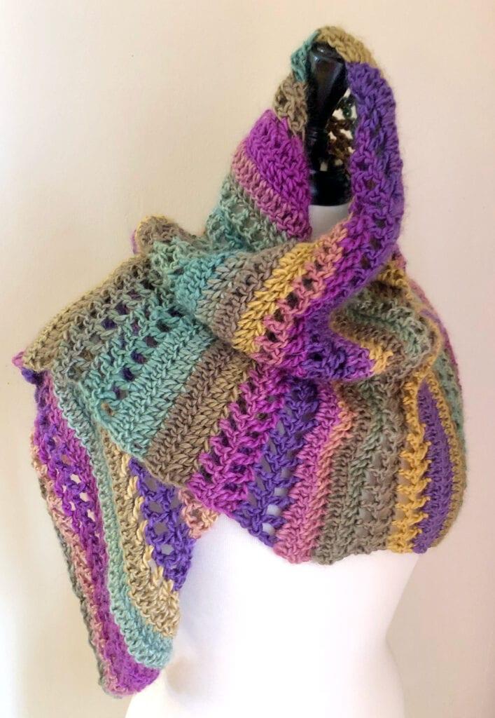 Versatile Crochet Scarf Pattern