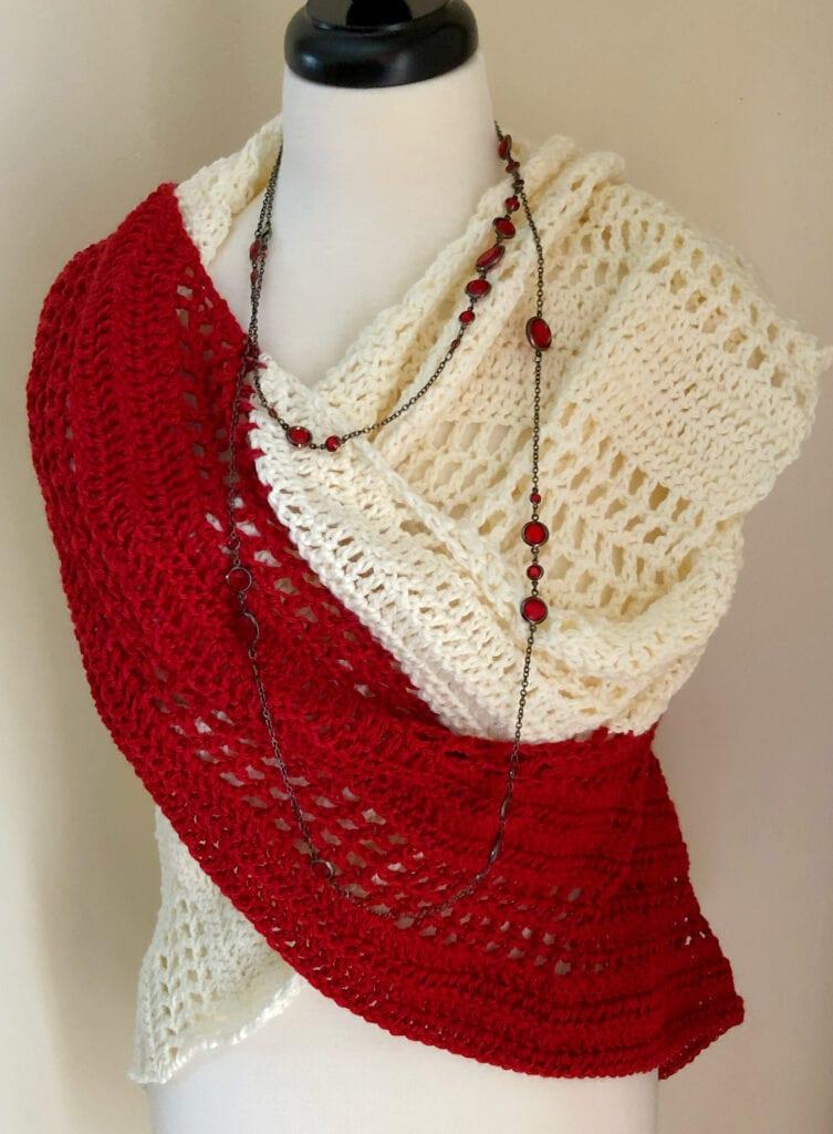 Easy Crochet Wrap