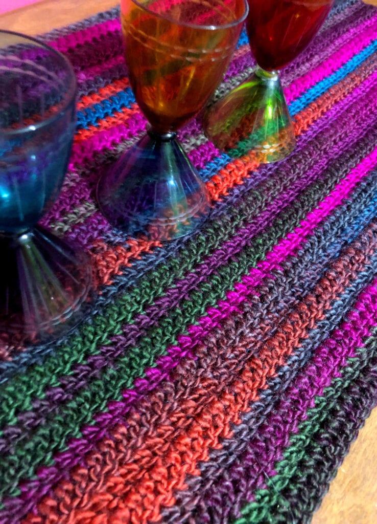 4-Hour Crochet Table Cloth