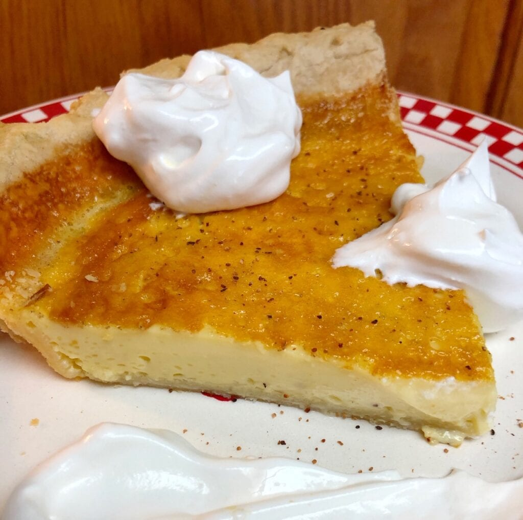Easy and Creamy Homemade Pie