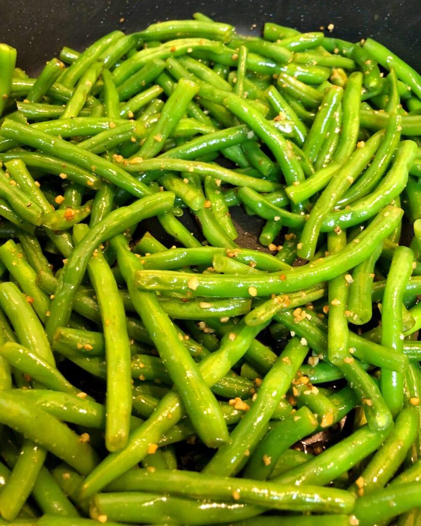 Fresh Tender-Crisp Green Beans