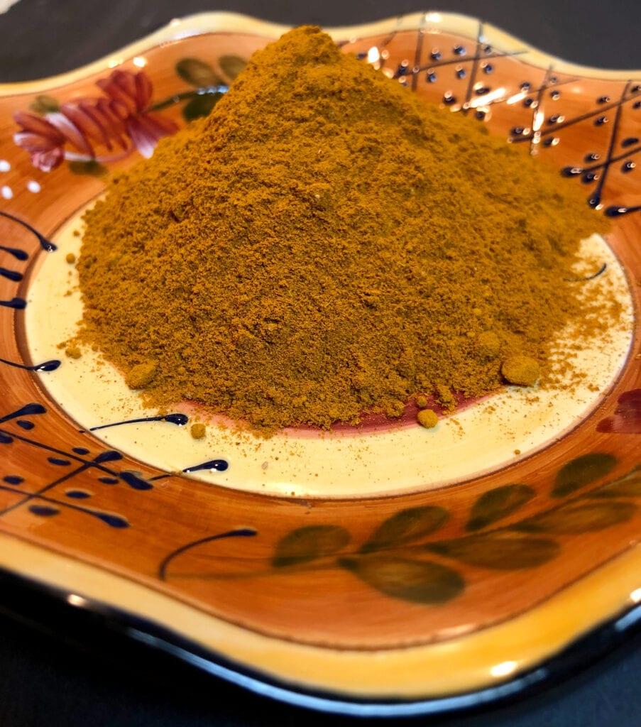 Turmeric Tea Spice Mix