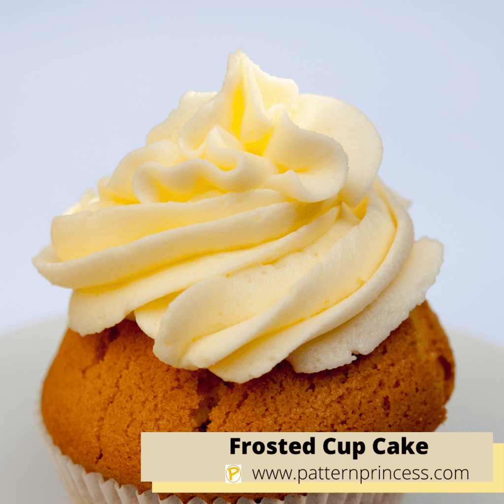 Frosted Cup Cake