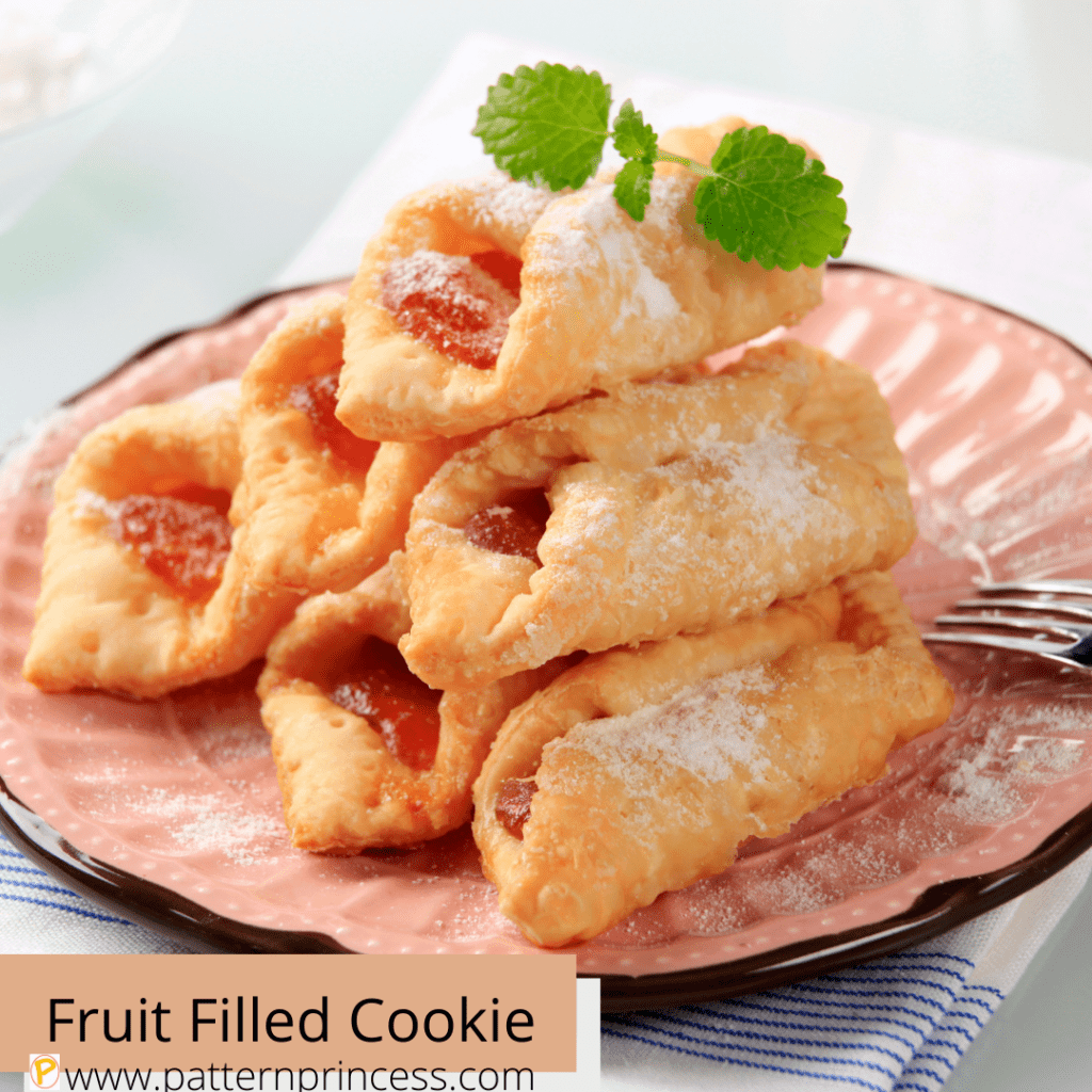 Fruit Filled Cookie