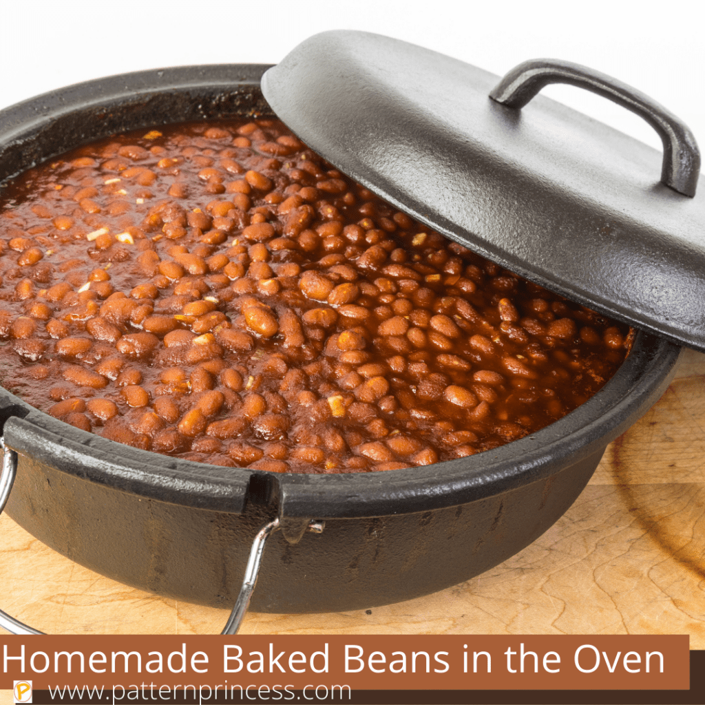 Homemade Baked Beans in the Oven