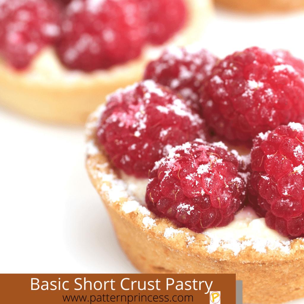 Basic Short Crust Pastry