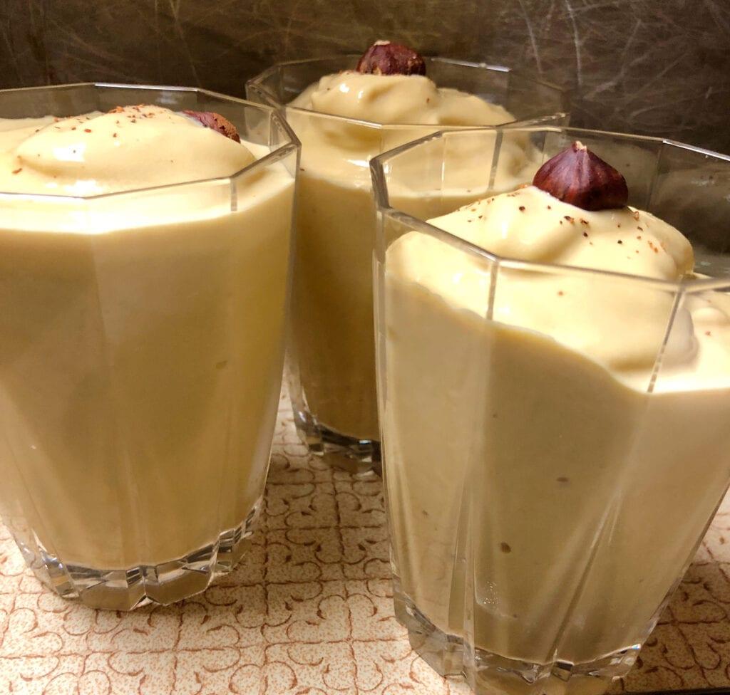 Creamy Dessert Cocktail