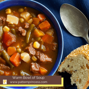 Warm Bowl of Soup