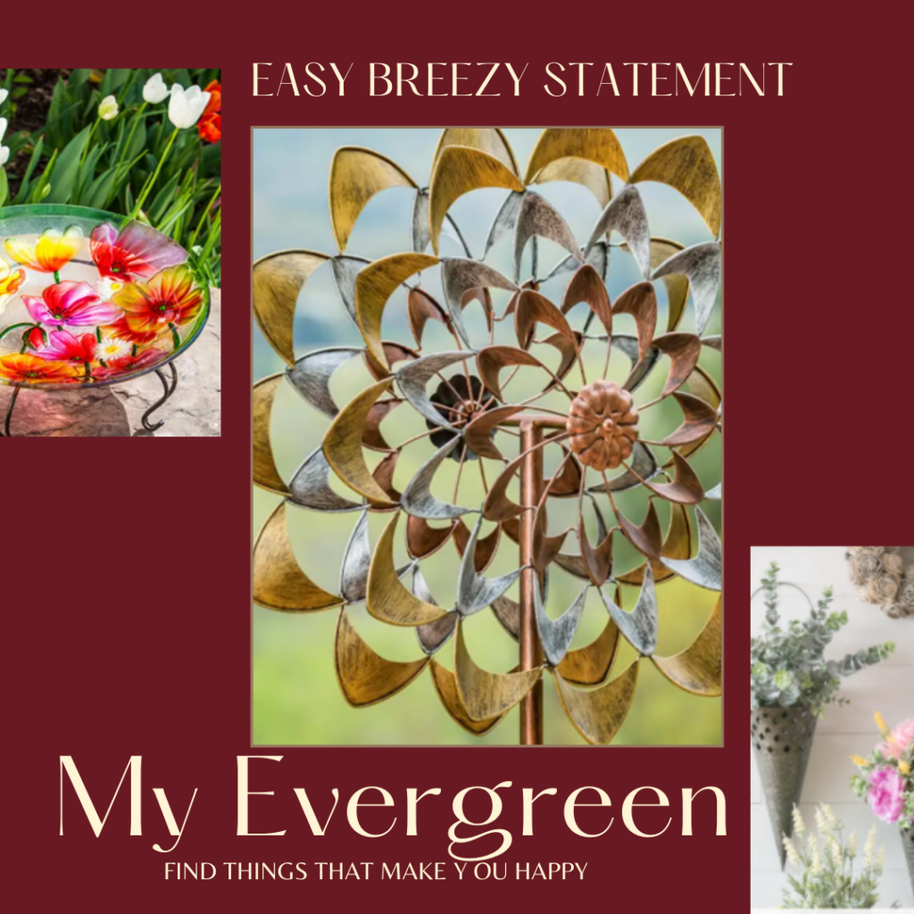 easy breezy statement My Evergreen