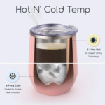 Hot Cold Glass