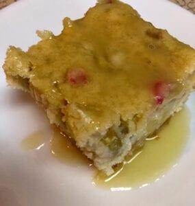 Buttery Moist Cake