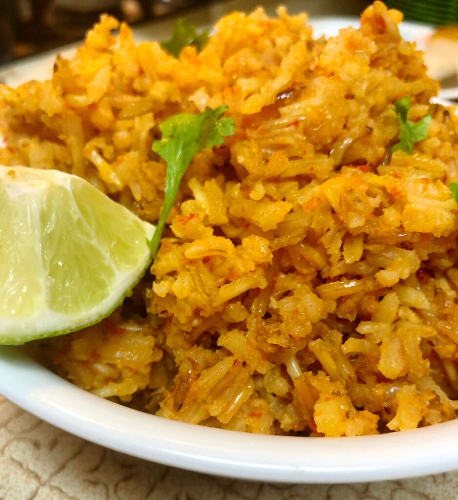 Spanish Rice Side Dish