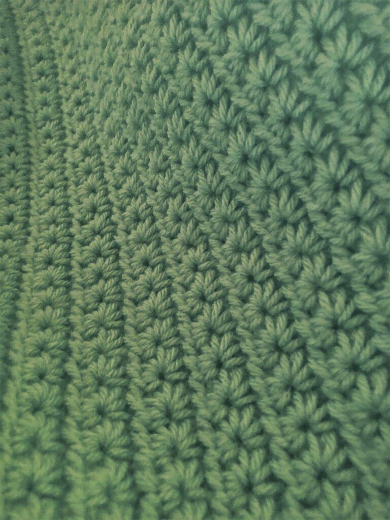 Marguerite Stitch Pattern