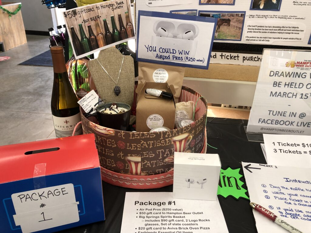 hampton-beer-outlet-pittsburgh-soy-callejerito-raffle-animal-shelter
