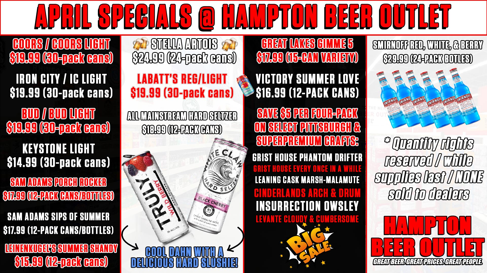 hampton-beer-outlet-specials-april-2021