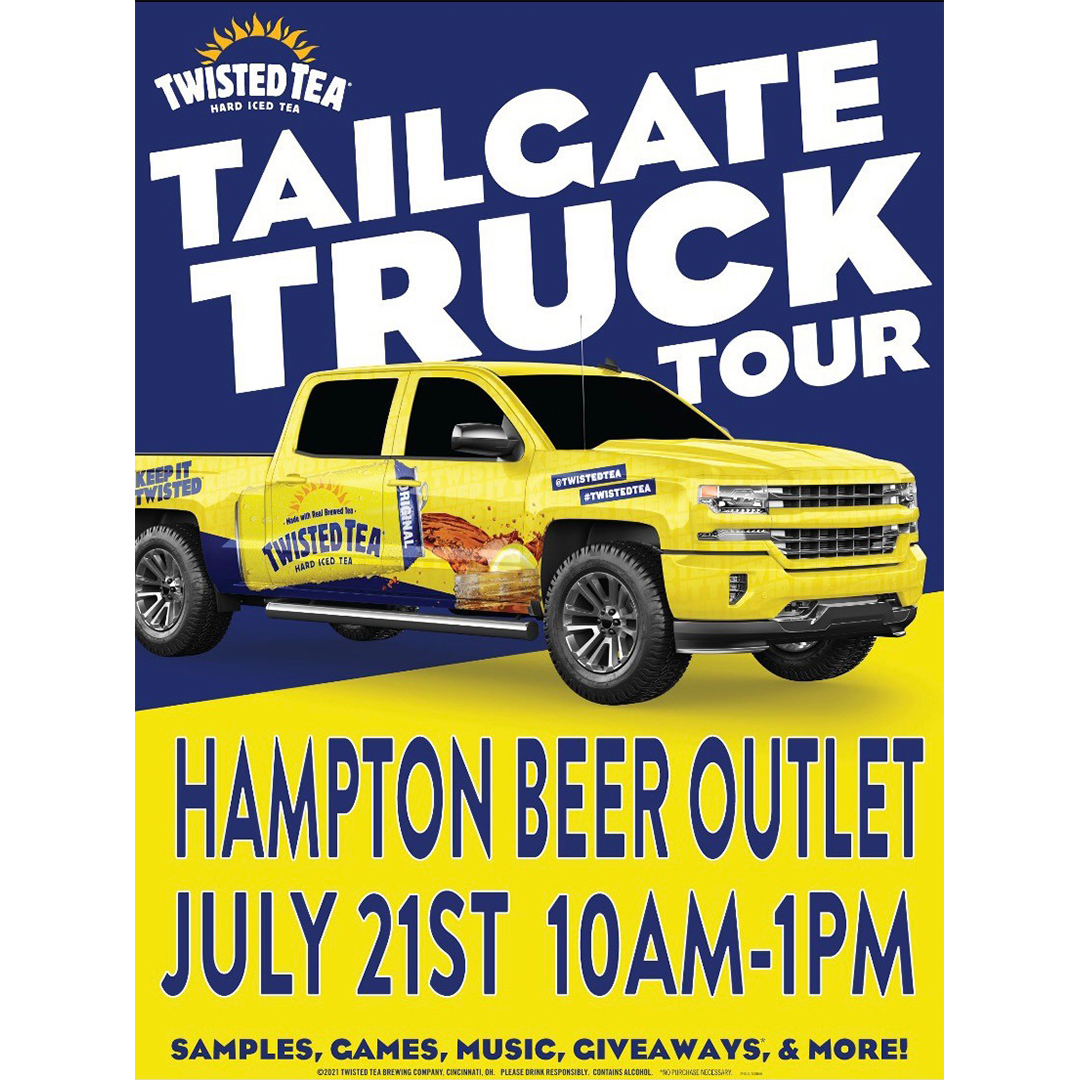 Twisted-Tea-Tailgate-Truck-sized-Hampton-Beer-Outlet