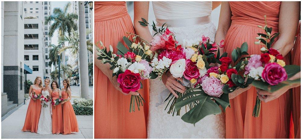 colorful-modern-wedding-florals