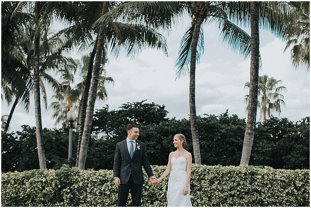downtown-palm-beach-wedding-bride-and-groom