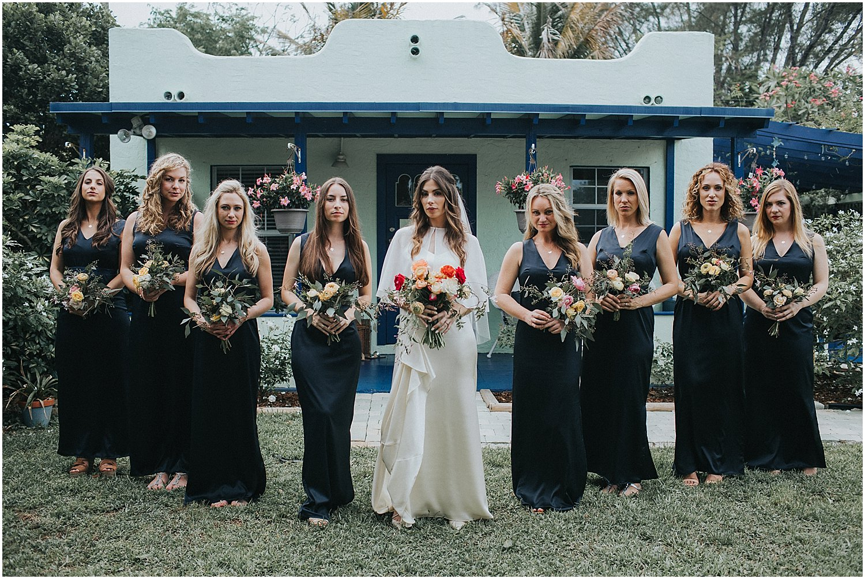 florida bridesmaids