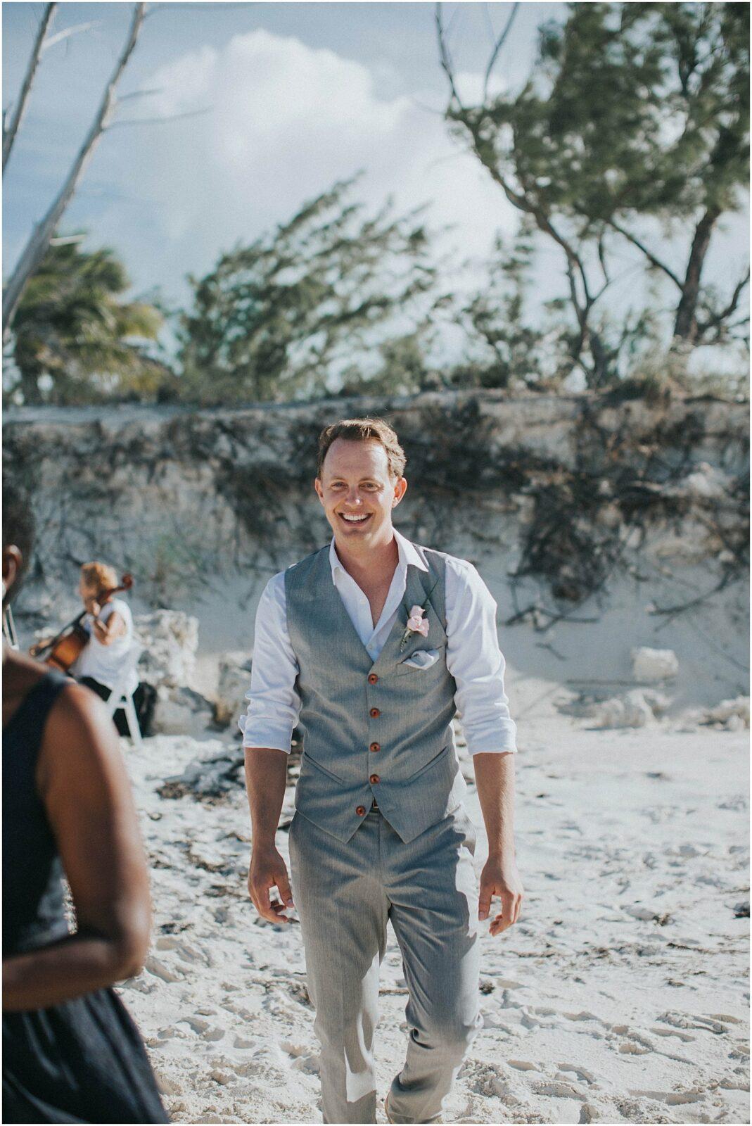 bahamas groom